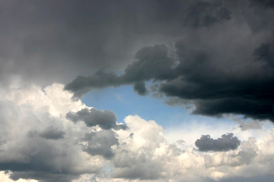 Sky, Cloud, Storm, Heavy, Simon, Rain