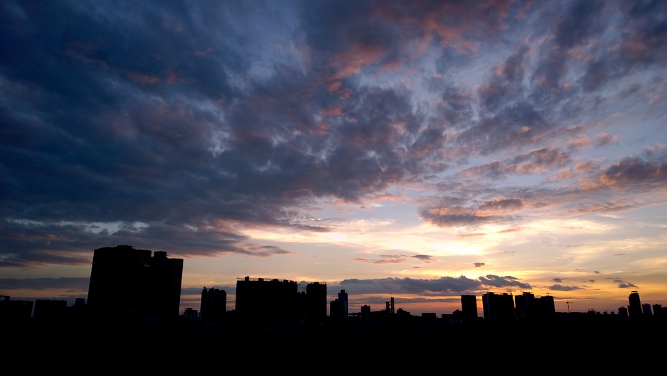 Cloud, Sky, The Night Wind