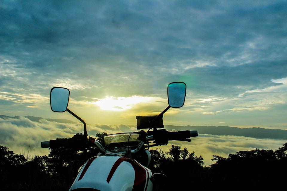 Sky, Cloud, Outdoors, Transportation System, Travel