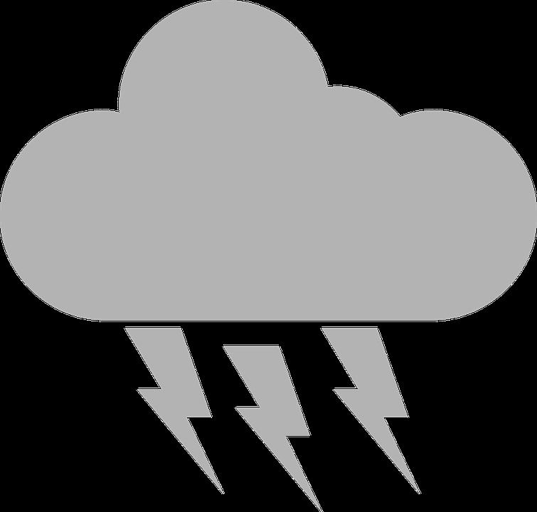 Thunder, Thundercloud, Thunderstorm, Cloud, Storm