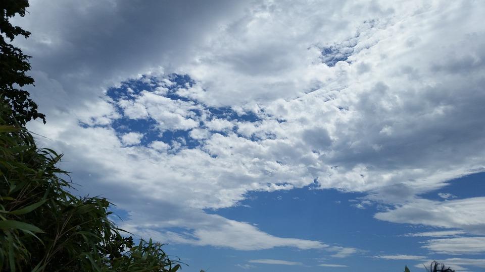 Sky, Summer Sky, Cloud, Blue, Summer