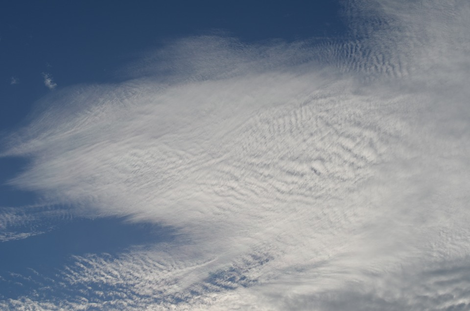 Cloud Texture, Blue Sky, Blue Sky Clouds