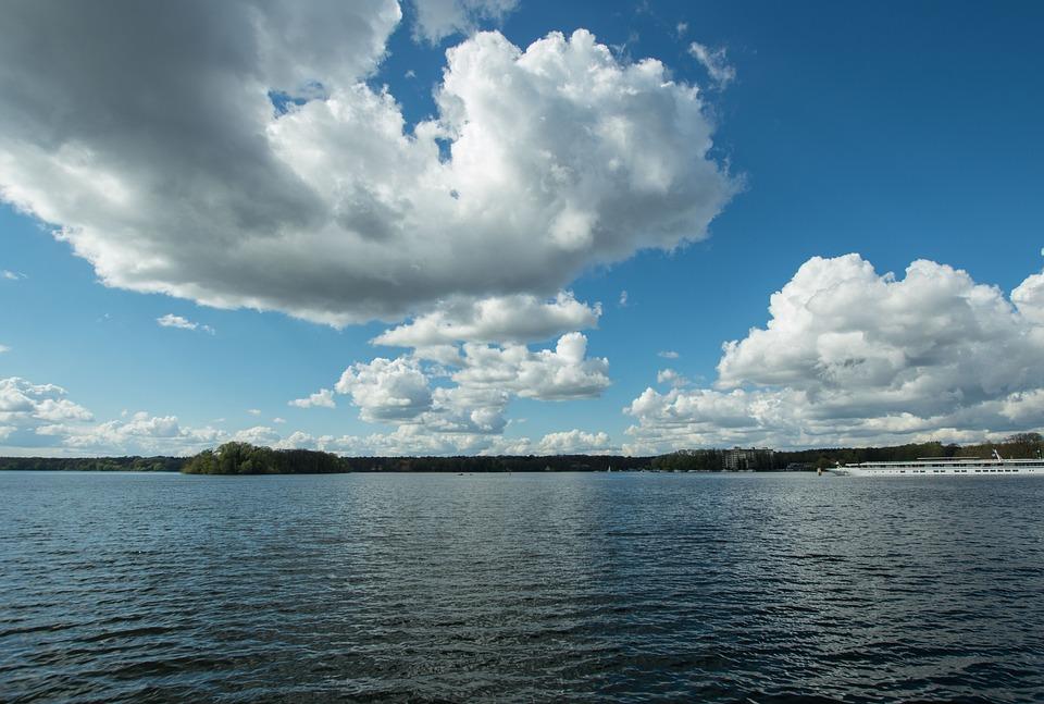 Waters, Nature, Sky, Panorama, Cloud, Summer, Tourism