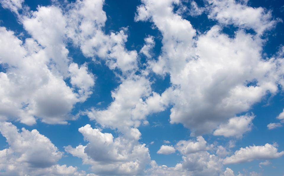 Free Photo Clouds Blue Sky Background Blue Sky Clouds Blue Sky Max