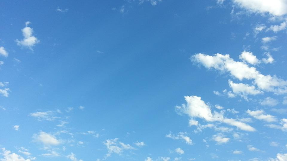 free photo clouds blue sky background bright sky max pixel