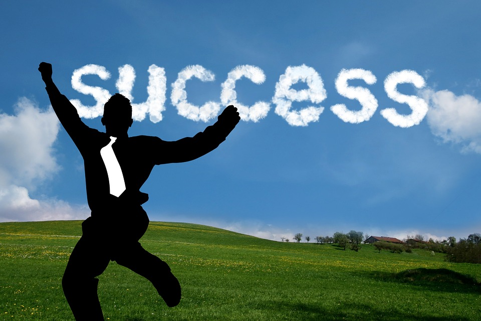 QUALITIES THAT MAKE A PERSON SUCCESSFUL  !