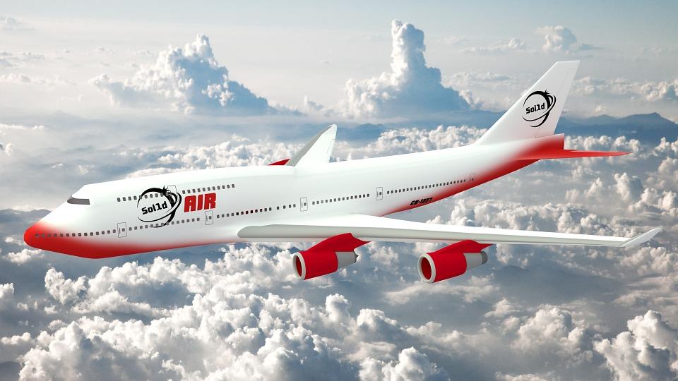 Aircraft, Clouds, Boeing, Passenger Aircraft, Jet