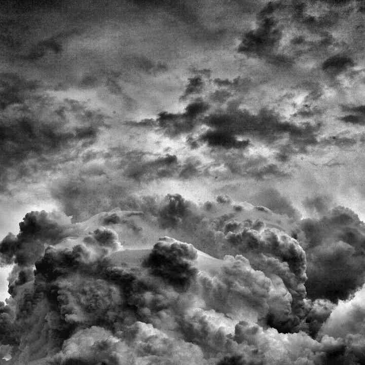 Sky, Clouds, Cloud, Drama, Forward, Dark