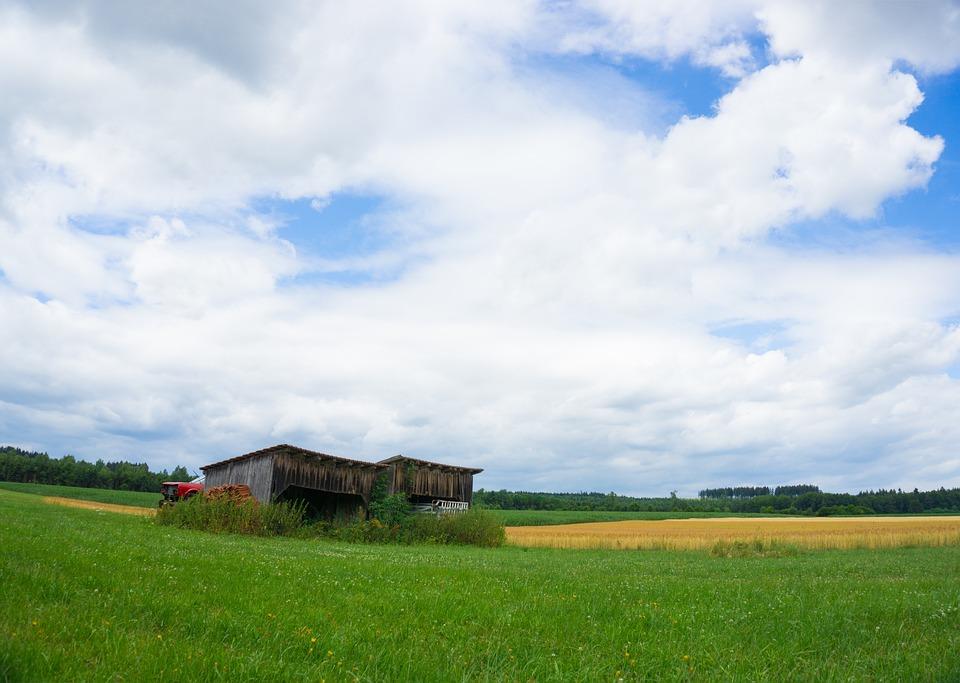 Landscape, Sky, Clouds, Blue Sky, Clouds Form