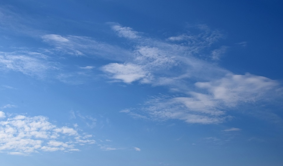 Clouds, Morning, Cloudscape, Skyscape, Nature, Weather