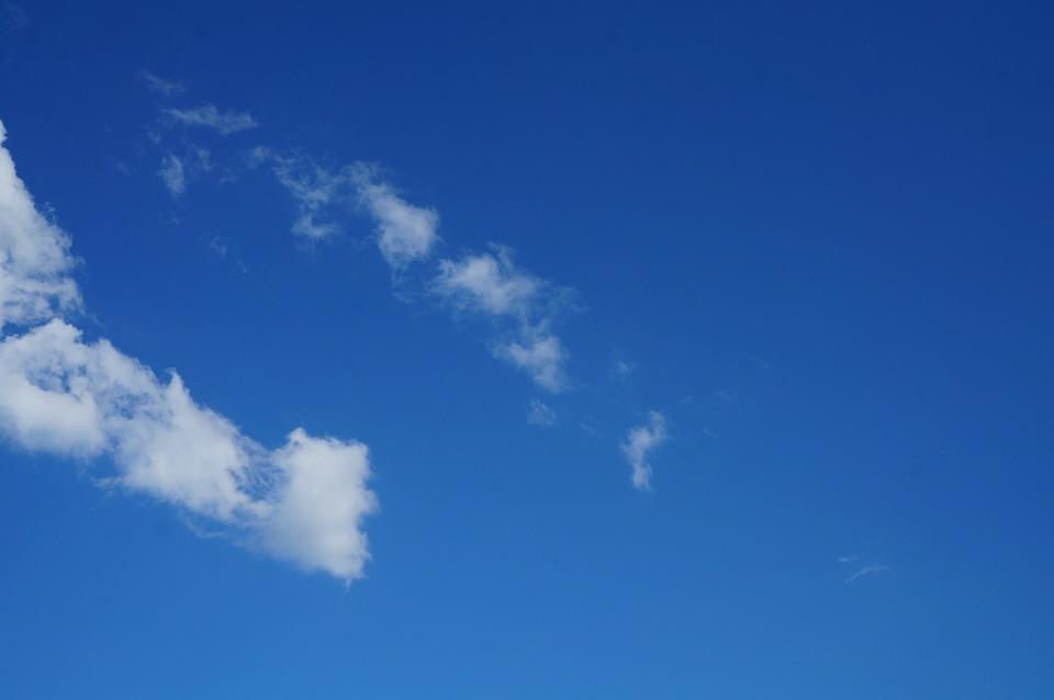 Sky, Cloud, Clouds, Blue Sky, Day, Blue, Of Course