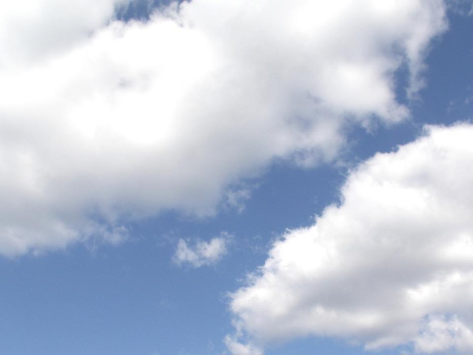 Clouds, Sky, Mood, Blue, Clouds Form