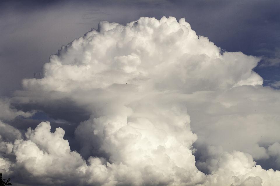 Cloud, Sky, Clouds Form, Dark Clouds, Cumulus Cloud