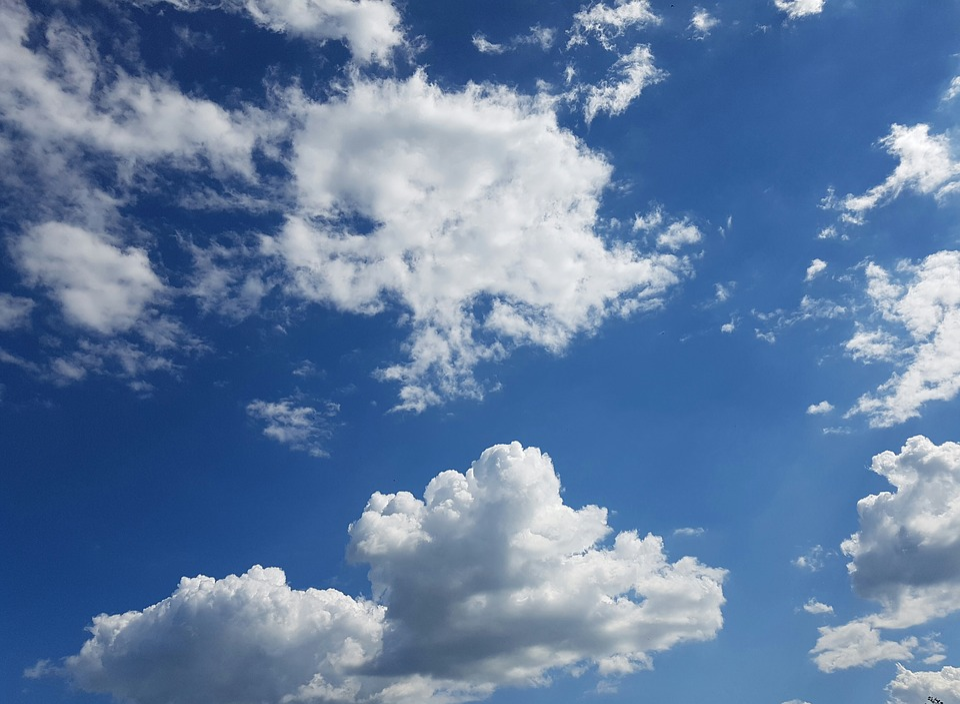 Sky, Clouds, Blue Sky, Clouds Form, Blue, Weather