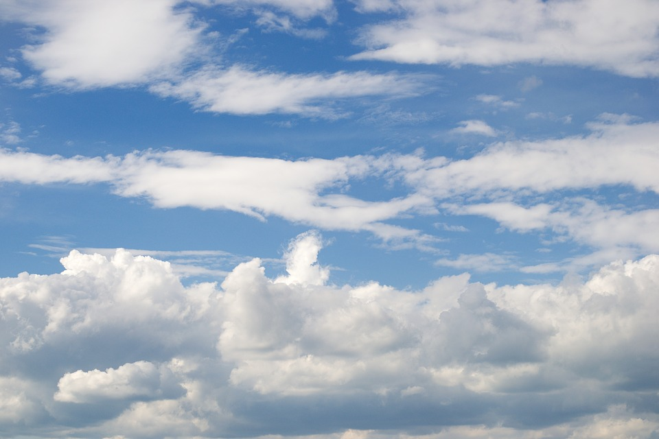 Sky, Nature, Clouds, Heaven, Blue Sky