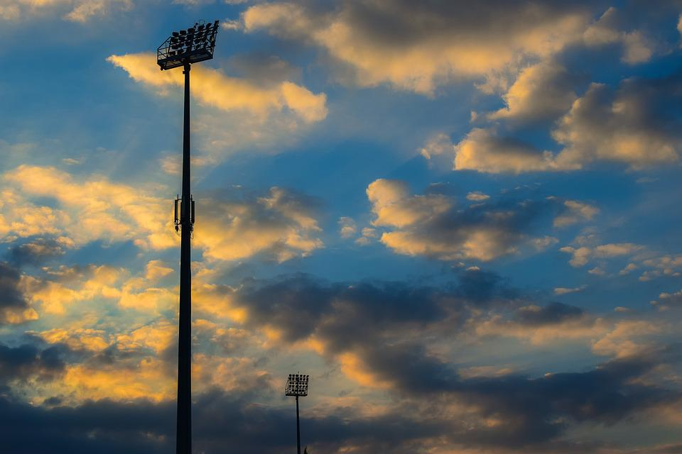 Sky, Clouds, Sunset, Light, Silhouette, Sunlights