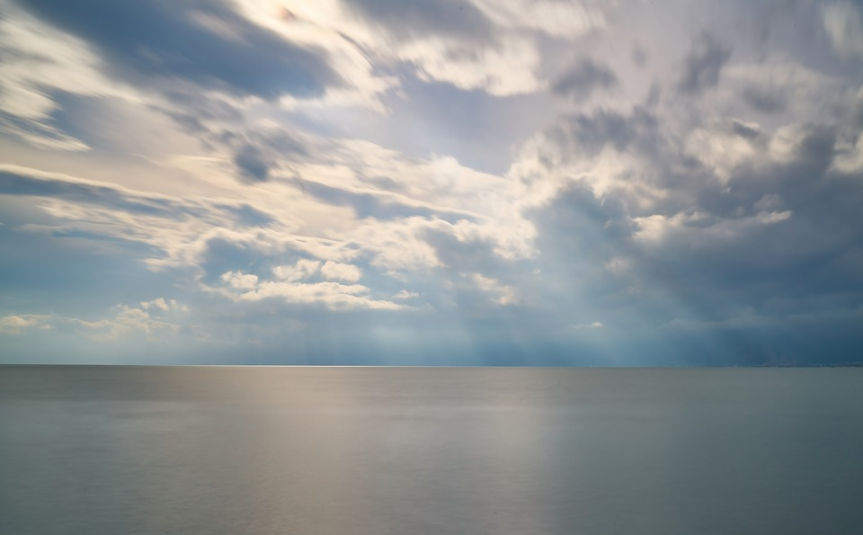 Marine, Sky, Landscape, Water, Clouds, Beach, Holiday