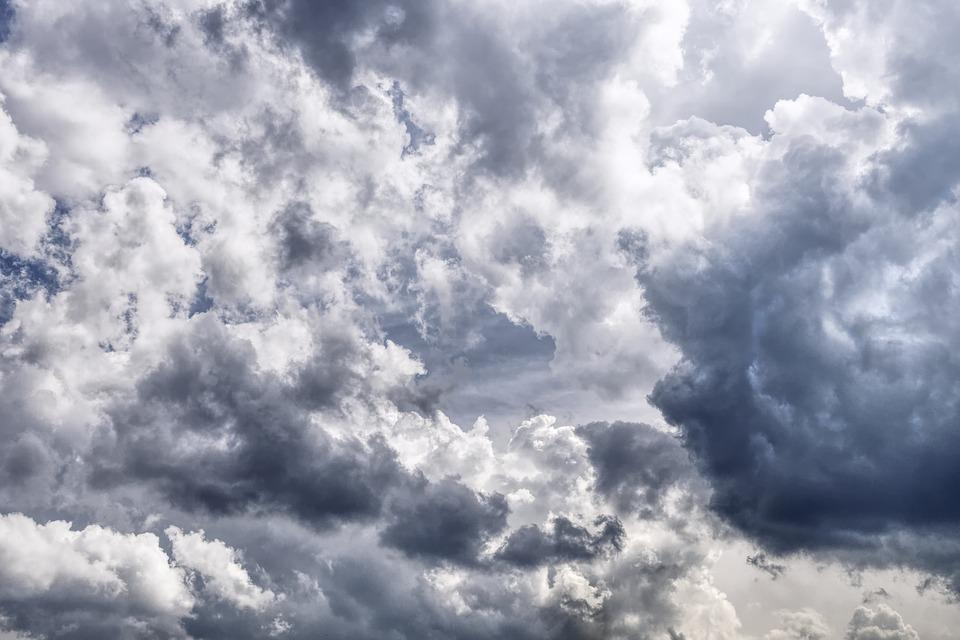 Clouds, Sky, Blue, Clouds Form, Covered Sky