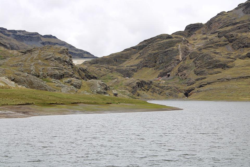 Water, Sky, Landscape, Lake, Nature, Clouds, Calm
