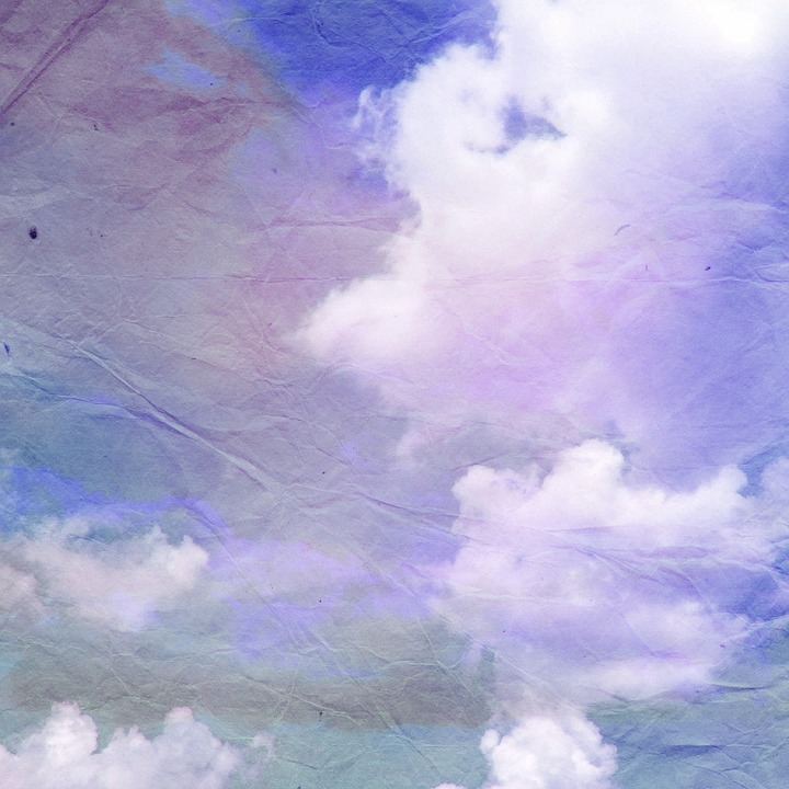 Blue, Sky, Clouds, Cloudy, Blue Sky Background