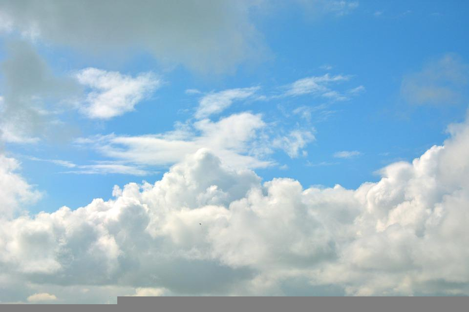 Clouds, Cloudscape, Sky, Skyscape, Atmosphere, Cloudy
