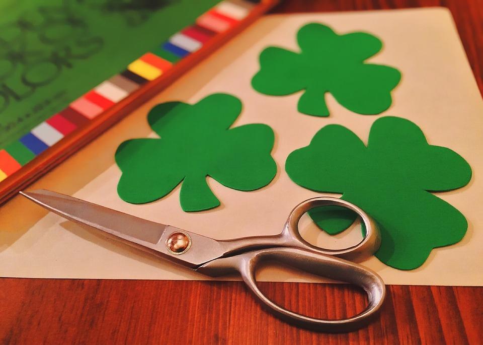 Shamrock, Green, Clover, Irish, St Patricks Day