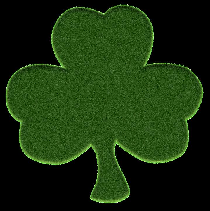 Club, Green, St Patricks Day, Clover, Shape, Leaf