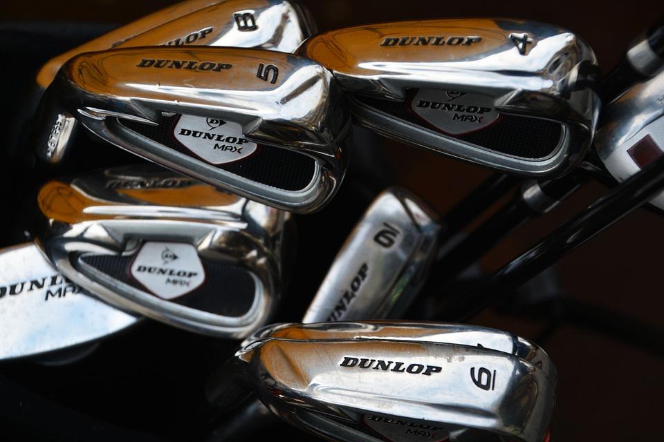 Clubs, Golf, Golf Club, Sport, Game, Recreation