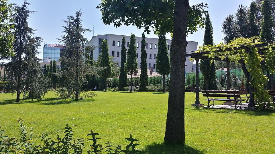 Iulius, Park, Cluj