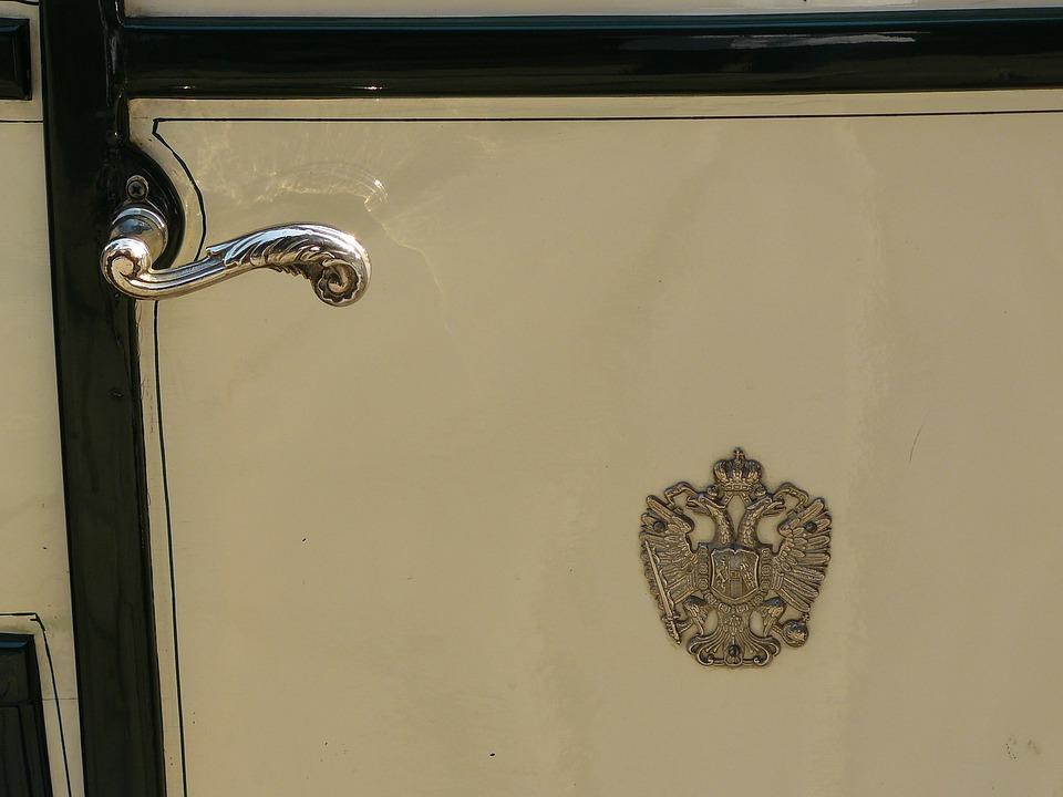 Door, Input, Metal Fitting, Coat Of Arms, Coach