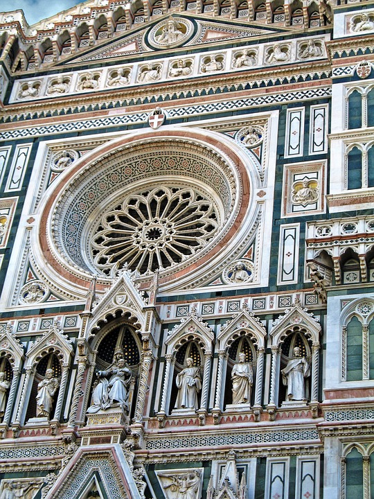 Italy, Travel, Coach, Places Of Interest, Building
