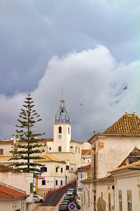 Portugal, Albufeira, Portuguese, Coast, Algarve