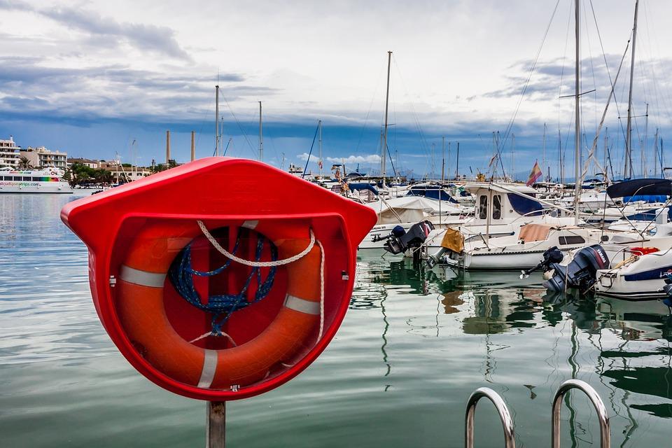 Mallorca, Port De Alcudia, Alcúdia, Coast, Bay, Sea