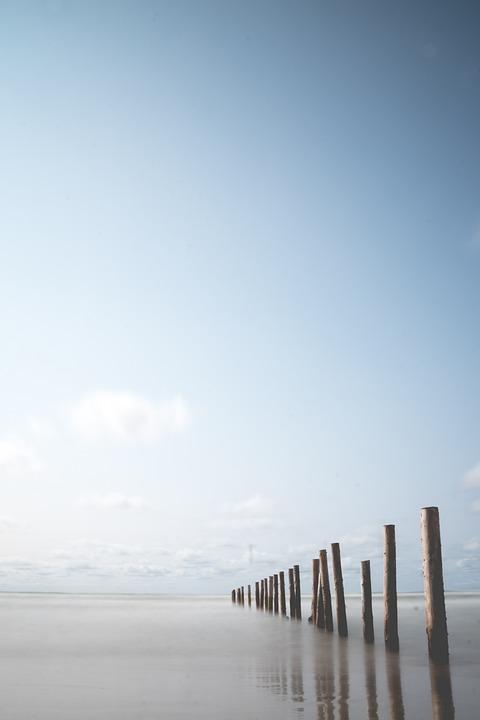 Sea, Beach, Vacations, Summer, Water, Sand, Coast, Sky