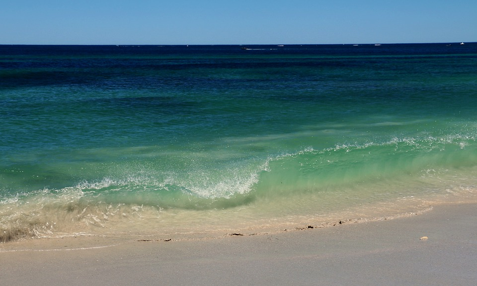Beach, Water, Ocean, Sea, Seascape, Coast, Blue, Summer