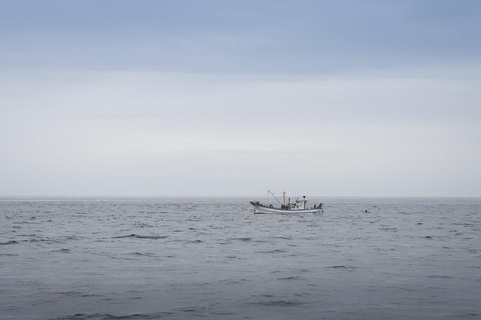 Boat, Calm, Cloud, Coast, Coastal And Oceanic Landforms