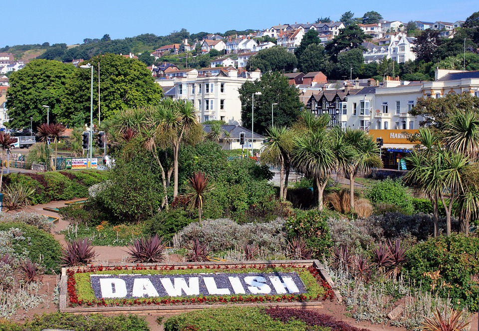 Dawlish, Devon, Coast, Beach, Coastal, Sea, Seaside