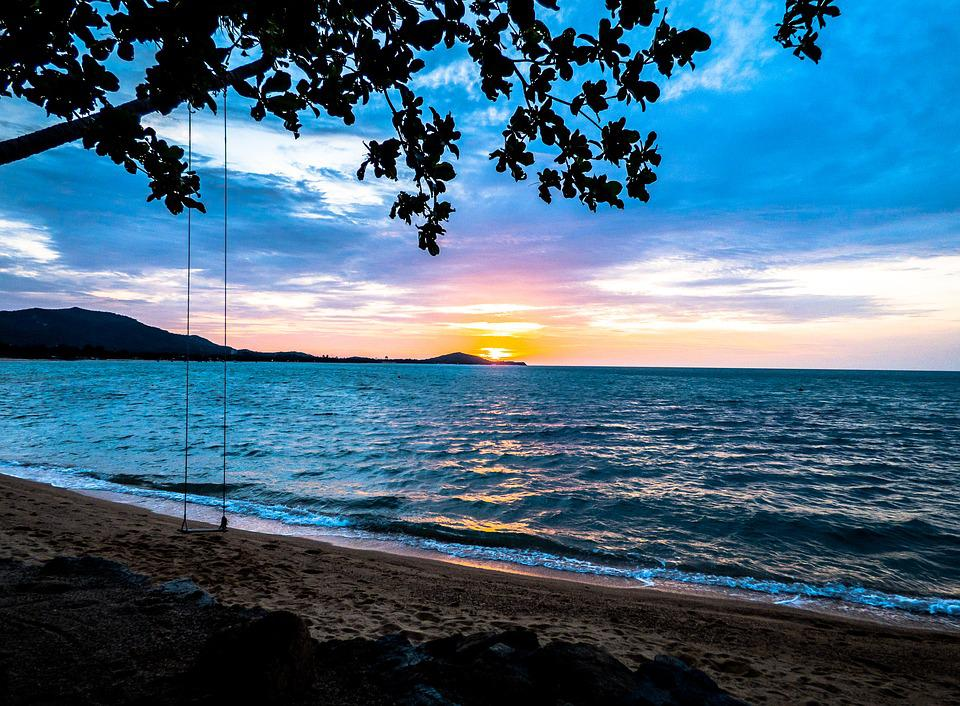 Thailand, Asia, Beach, Coast, Holiday, Island, Sea