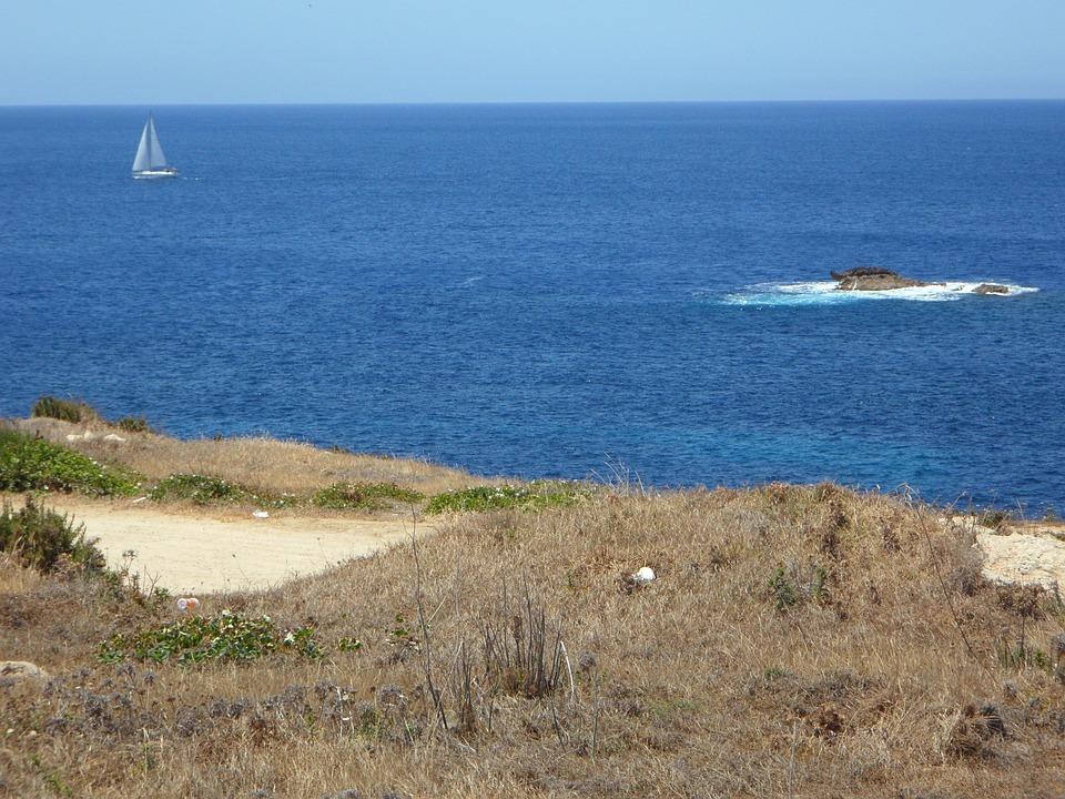Sea, Sailing Boat, Coast, Holiday, Mediterranean, Water