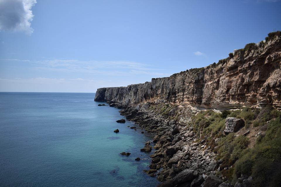 Portugal, Stand, Sea, Holidays, Nature, Wave, Coast