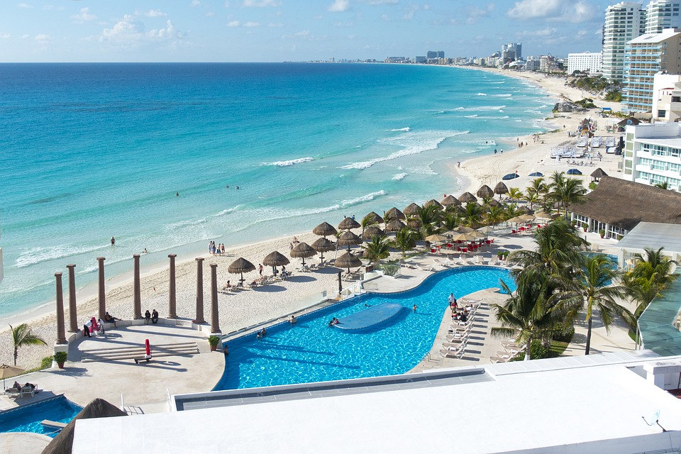 Free photo Coast Ocean Travel Mexico Water Cancun Vacation ...