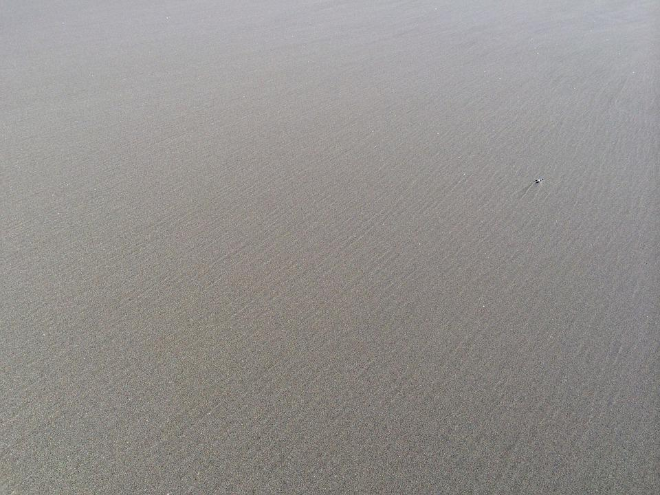 Sand, Beach, Coast, Sandy, Shore, Outdoor