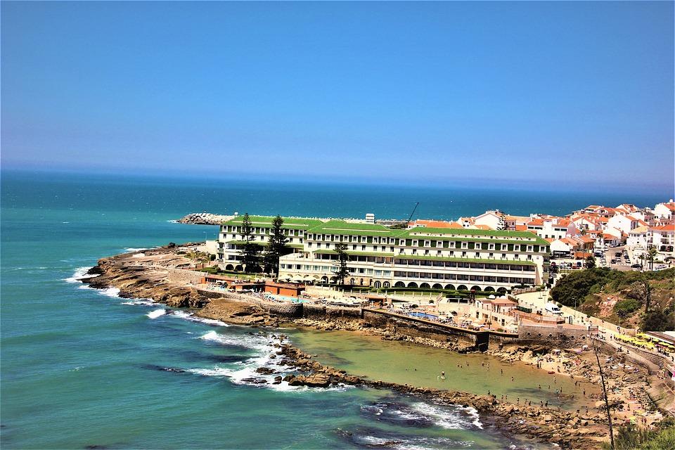 Beach, Ocean, Rocks, Coast, Sky, Vacations, Scenic