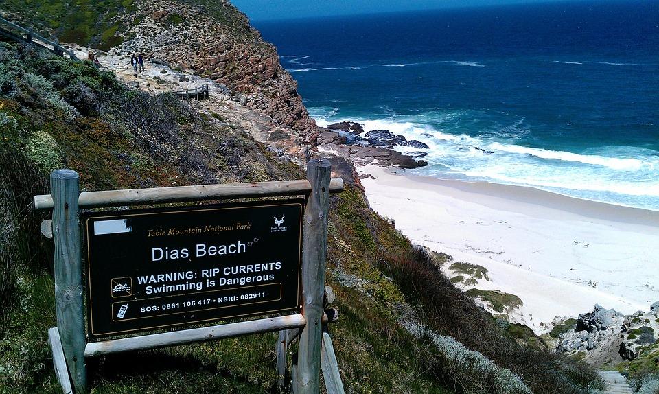 Dias Beach, South Africa, Coast, Cape Of Good Hope