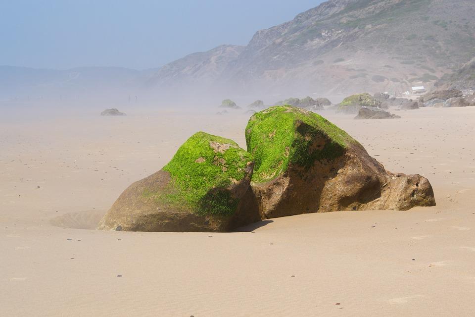 Portugal, Algarve, Beach, Coast, Holidays, Sunny