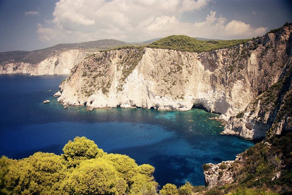 Waters, Landscape, Panorama, Travel, Nature, Coast, Sea