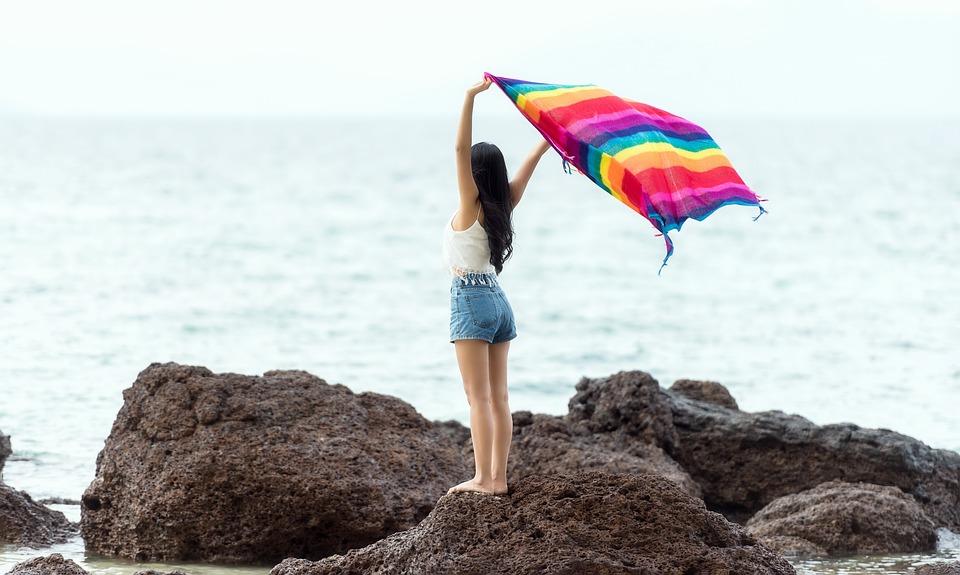 Bali, Beach, Pretty, Beauty, Bikini, Jovial, Coastline