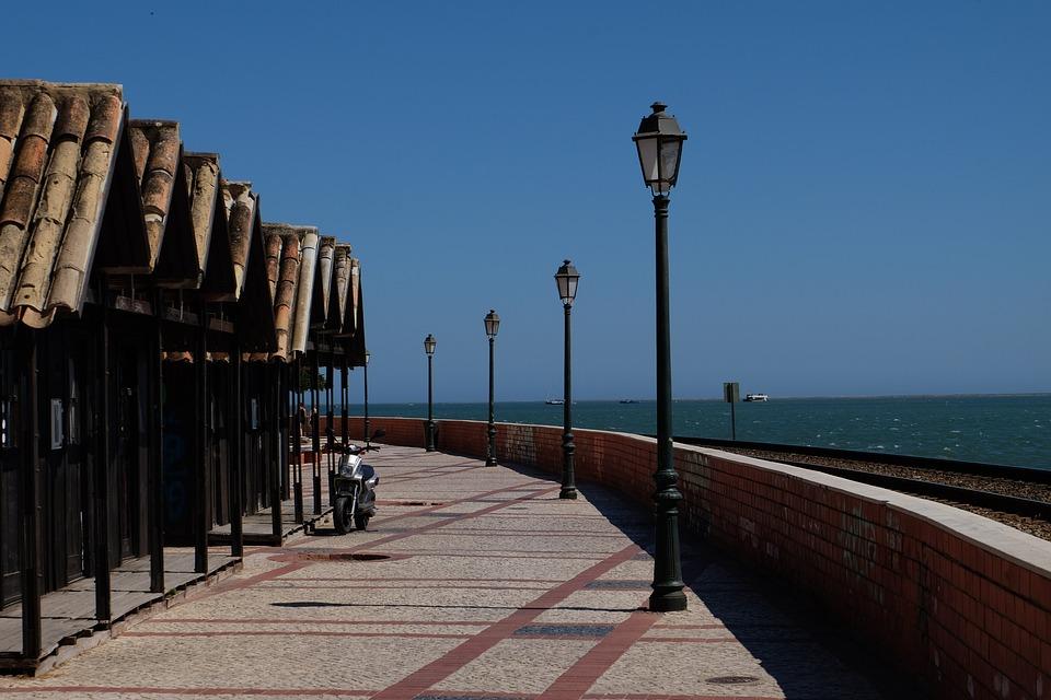 Faro, Portugal, Algarve, Travel, Tourism, Coastline