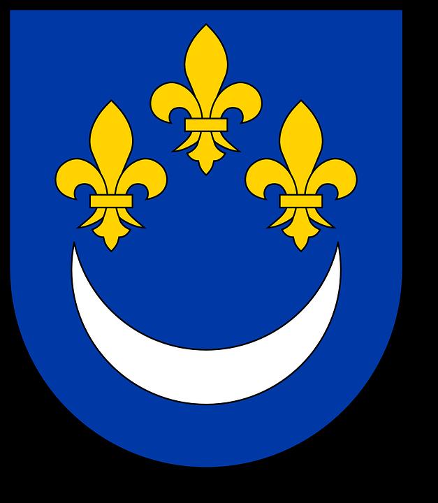 Coat, Arms, Slovakia, Symbol, Insignia, Icon