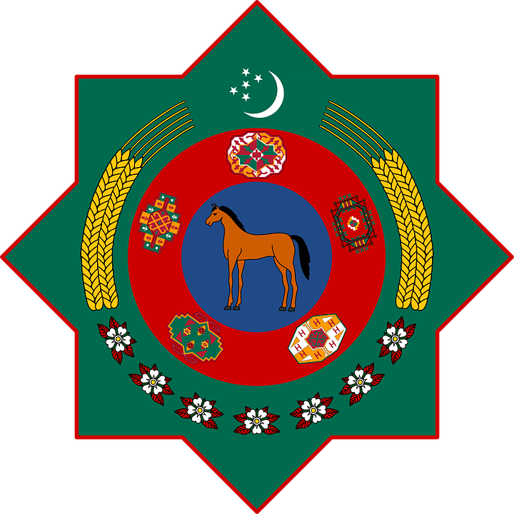 Plants, Horse, Crescent, Coat, Jewelry, Arms